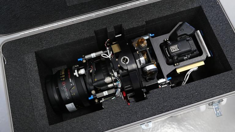 GSS Camera in Flight Case